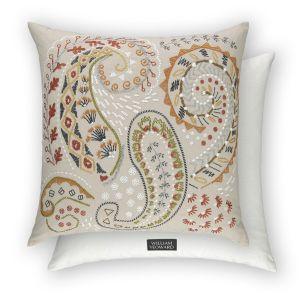 Lakhama Spice WYC00158X Cushion by William Yeoward