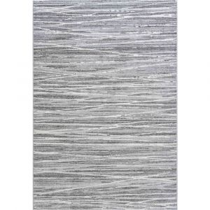 Liberty 034-00672222 Grey Contemporary Abstract Rug by Mastercraft