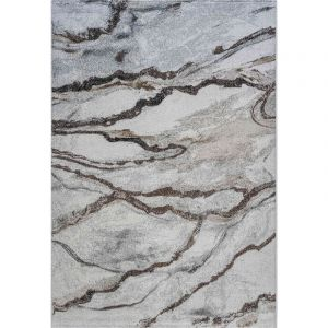 Liberty 034-00876262 Multi Contemporary Abstract Rug by Mastercraft