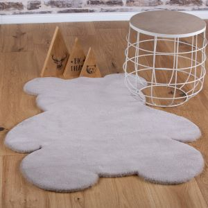 Luna LUN 850 Taupe Kids Rug by Obsession