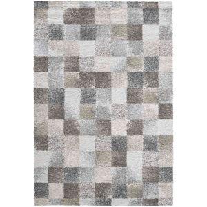 Mehari 023 - 02456262 Natural Geometric Rug by Mastercraft