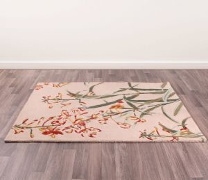Merino Whisp Spring Wool Rug by Prestige
