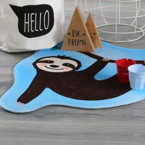Mila MIK 145 Sloth Kids Rug by Obsession