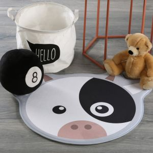 Mila MIK 150 Cow Kids Rug by Obsession