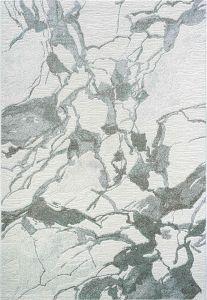 Milano 046-0014/6141 Grey Abstract Rug by Mastercraft