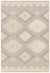 Monty MN02 Natural Tribal Rug by Asiatic