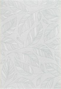 Newquay 096-0014 3011 96 Light Grey Flatwoven Rug by Mastercraft