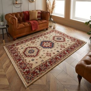 Nomad 5561 J Cream Traditional Rug by Oriental Weavers