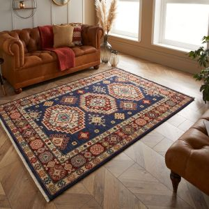 Nomad 751 B Navy Traditional Rug by Oriental Weavers