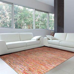 Nourison GEM01 Gemstone Fire Opal Wool Rug