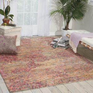 Nourison GEM02 Gemstone Tourmaline Wool Rug