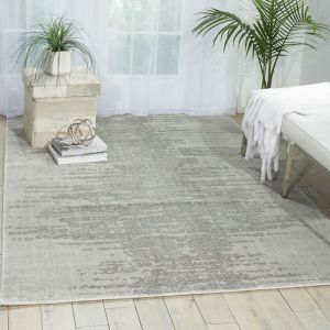 Nourison TW11 Twilight Seafoam Wool Rug