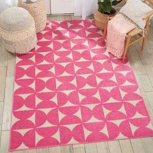 Nourison DWS03 Harper DS301 Pink Rug