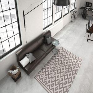 Now 300 Taupe Modern Rug by Kayoom