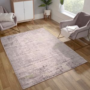 Odyssey Earth Green Abstract Rug by Rug Style