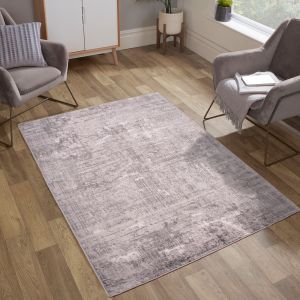 Odyssey Earth Grey Abstract Rug by Rug Style