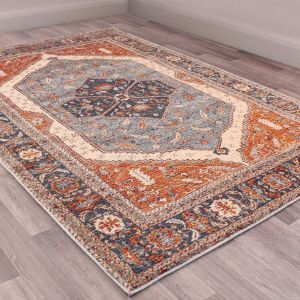 Orient 2529 Navy Traditional Rug by Ultimate Rug