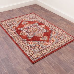 Orient 8917 Red Traditional Rug by Ultimate Rug