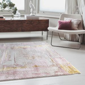 Orion OR01 Decor Pink Rug by Asiatic