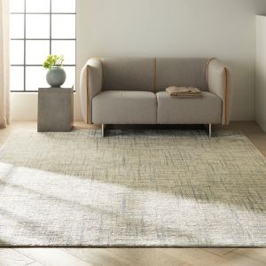 Pacific CK901 Ivory Grey Rug by Calvin Klein