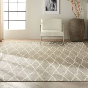 Pacific CK902 Grey Ivory Rug by Calvin Klein