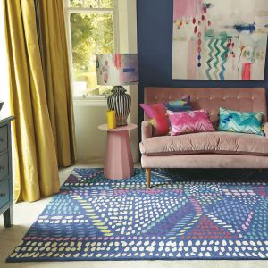 Palais 18408 Hand Tufted Wool Rug by Bluebellgray