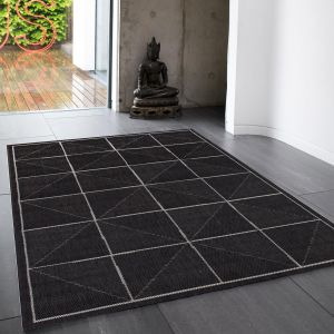Patio PAT07 Geometric Rug by Asiatic 1