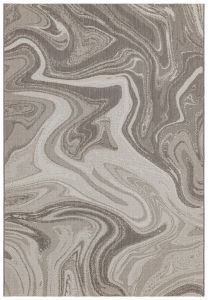 Patio PAT20 Natural Marble Rug by Asiatic
