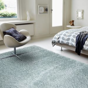 Payton Duck Egg Plain Rug by Asiatic