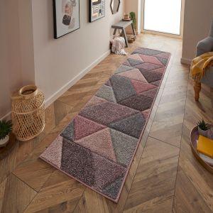 Portland 670 P Geometric Runner by Oriental Weavers