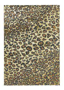 Quantum QU01 Leopard Rug by Asiatic