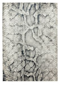 Quantum QU03 Snake Rug by Asiatic
