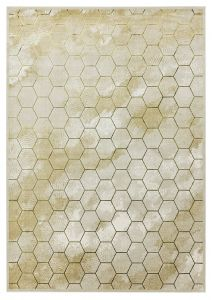 Quantum QU05 Honeycomb Rug by Asiatic