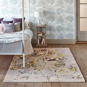 Quintessence 41801 Heather Handtufted wool Rug by Harlequin