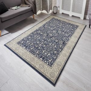 Richmond 1Z Blue Traditional Rug by Oriental Weavers