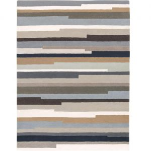 Romo Clarice Natural RG2005 Rug by Louis De Poortere