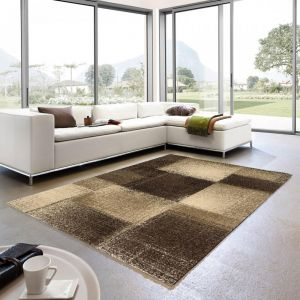 Samoa 151 060 Karos Brown Rug By Golze 1