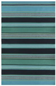 Santa Fe Jade Outdoor Rug by William Yeoward