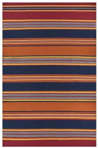 Santa Fe Spice Outdoor Rug by William Yeoward