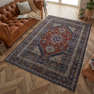 Sarouk 8022 E Traditional Rug by Oriental Weavers