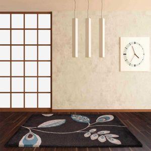 Seasons Winter Teal Wool Rug By Ultimate Rug
