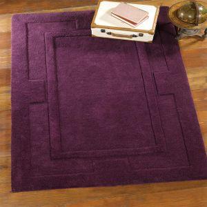 Sierra Apollo Purple Rug By Flair Rugs