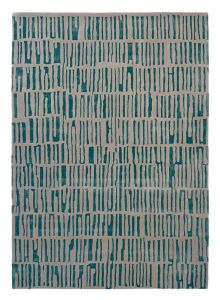 Skintilla 41707 Kingfisher Handtufted wool Rug by Harlequin