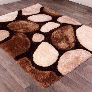 Stepping Stones Natural Rug by Ultimate Rug