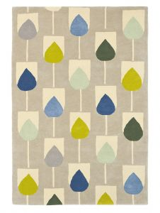 Sula 24307 Pacific Hand Tufted Wool Rug by Scion