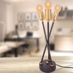 Table Lamp Cantus 610 Black