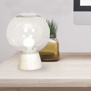 Table Lamp Porrima White