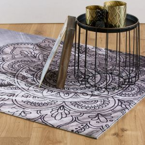 Tattoo TAT 165 Taupe Rug by Obsession