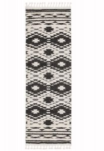 Taza TA04 Black and White Runner by Asiatic