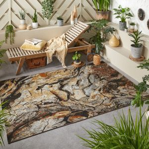 Terra Nova Bark Outdoor Rug by Oriental Weavers